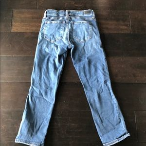 STS Blue Jeans - STS Blue cropped jeans women size 26
